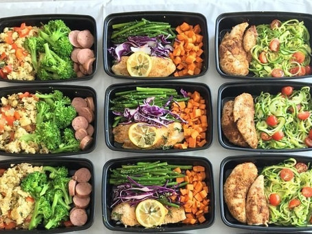 4 EASY Steps to Become a Meal Prepping Pro!
