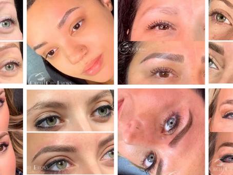 Do You Know Your Eyebrow Vocabulary?