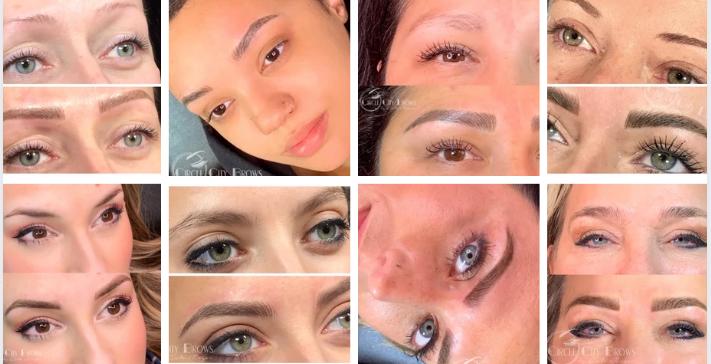 Know Eyebrow Vocabulary for microblading