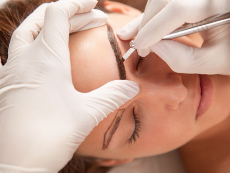 Microblading Can Save Your Brows from Trichotillomania