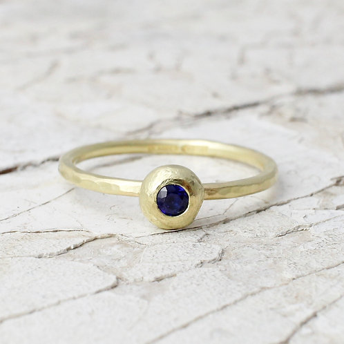 Fairtrade Gold Ring