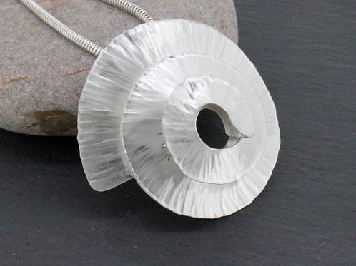 Nautilus necklace
