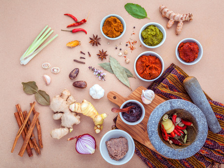 TIPS FROM THE KITCHEN - A PERFECT THAI CURRY PASTE