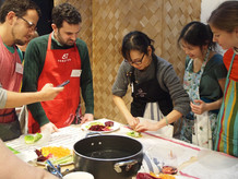 Cooking Team Building