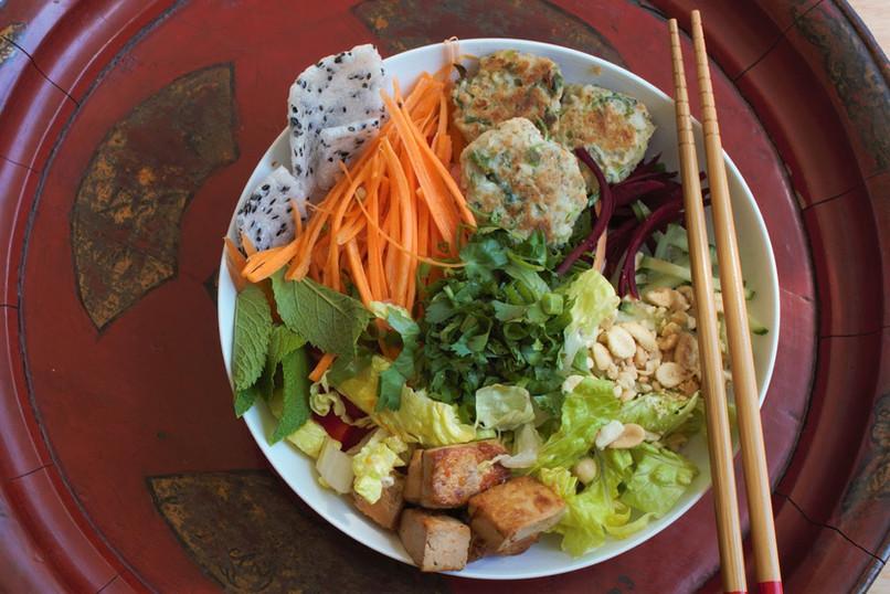 Vietnamese Bun Chay
