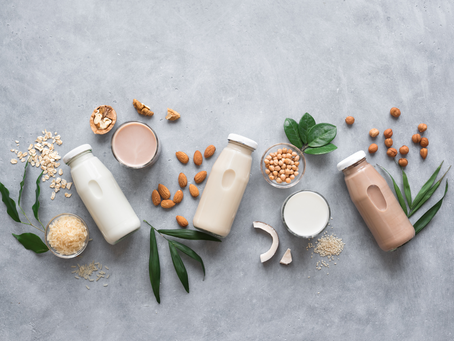 Dairy vs. Plant-Based Milks. Which is better?