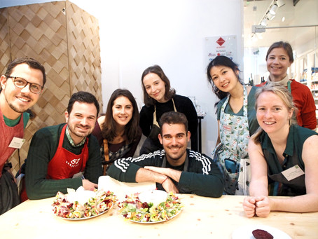 Why you should host a team-building cooking classes