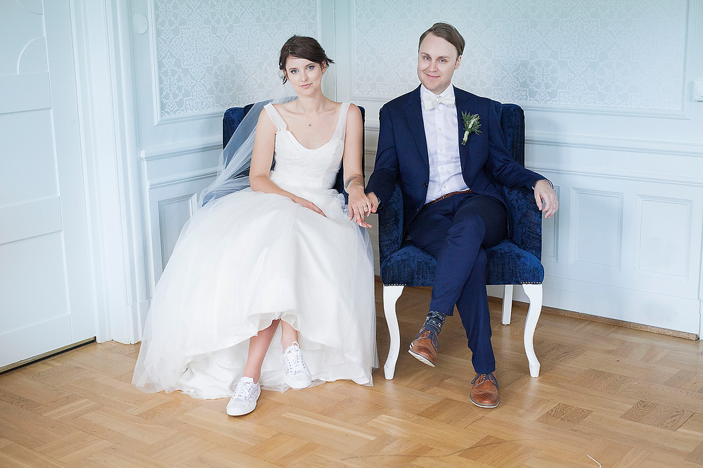 Bröllop Bergendal