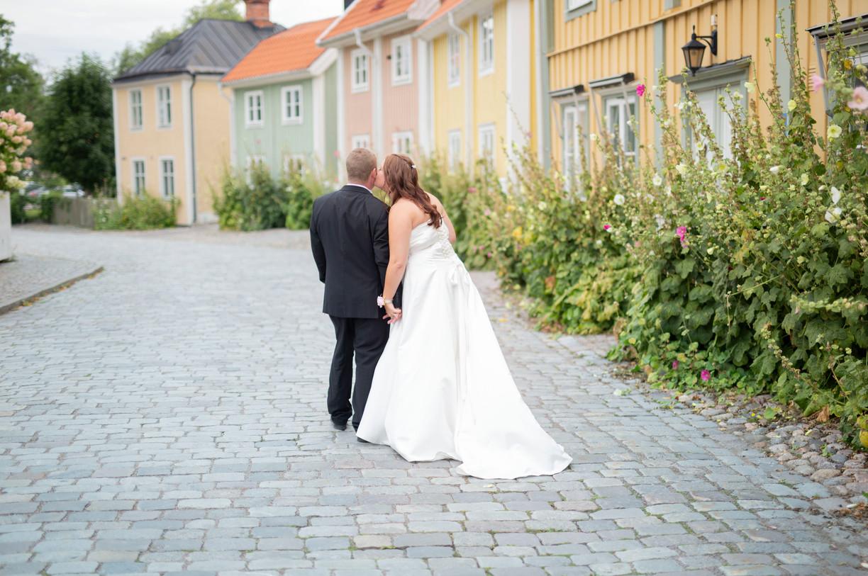 Karin & Tobias, bröllopsfotograf söderköping