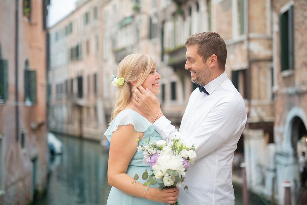 Bröllopsfotograf  i italien
