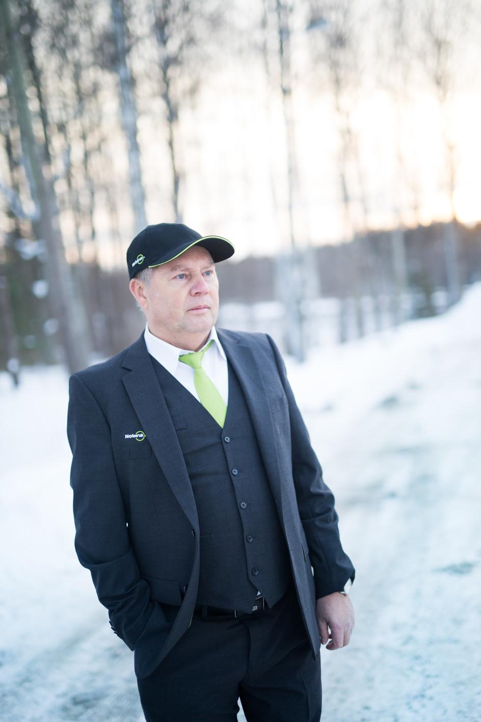 Bussförare, företagsfotografering stockholm