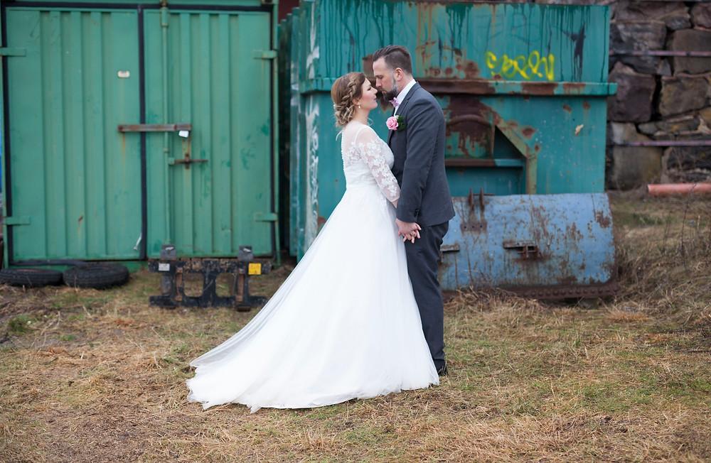 Vinterbröllop