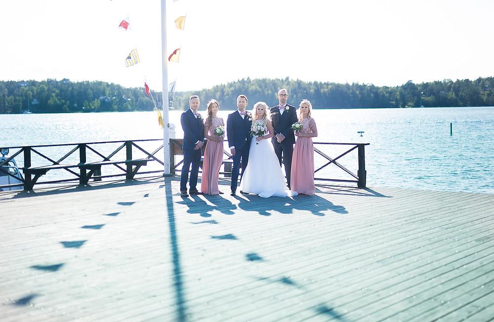 bröllop fågelbrohus