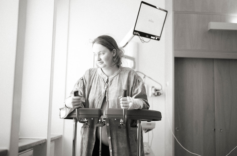 Förlossningsfotografering stockholm