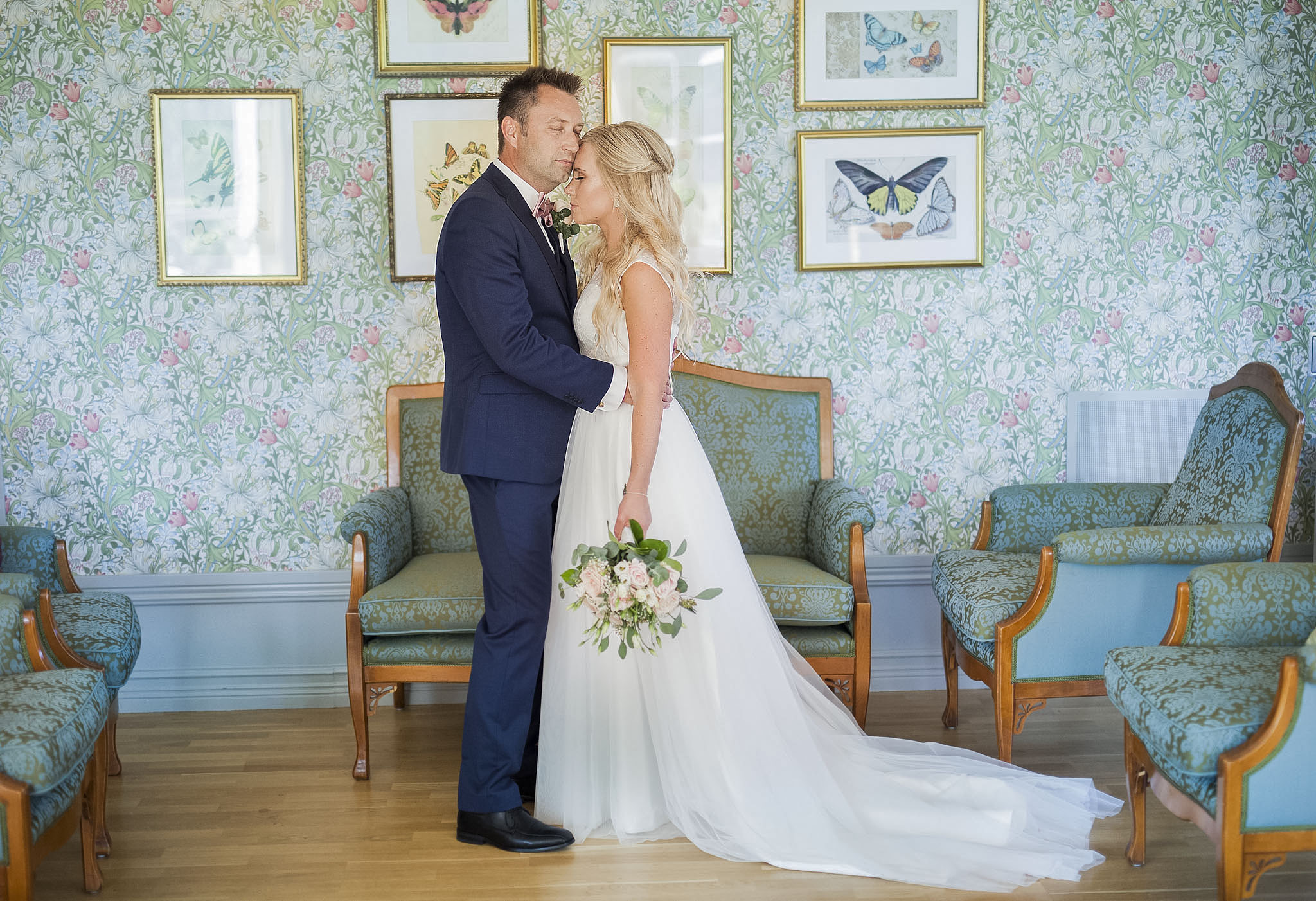Bröllop Fågelbrohuset