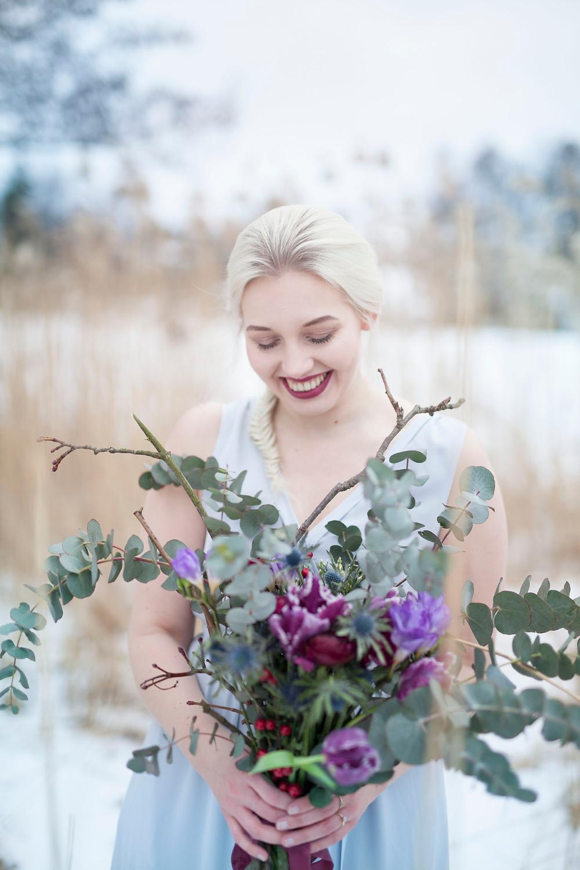 Vinter bröllop