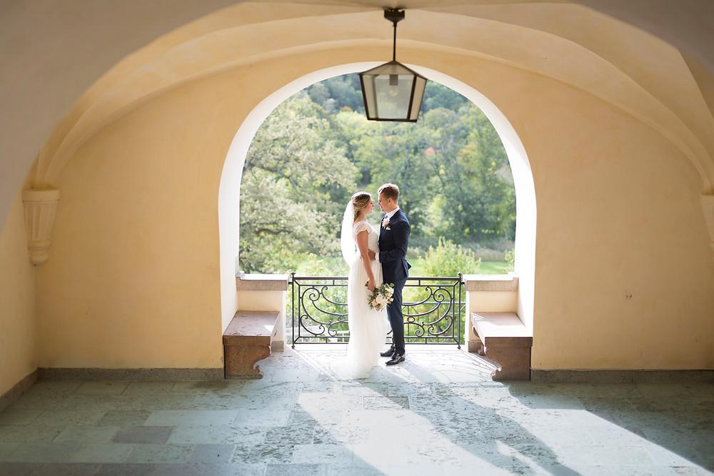bröllopsfotograf tyresö slott