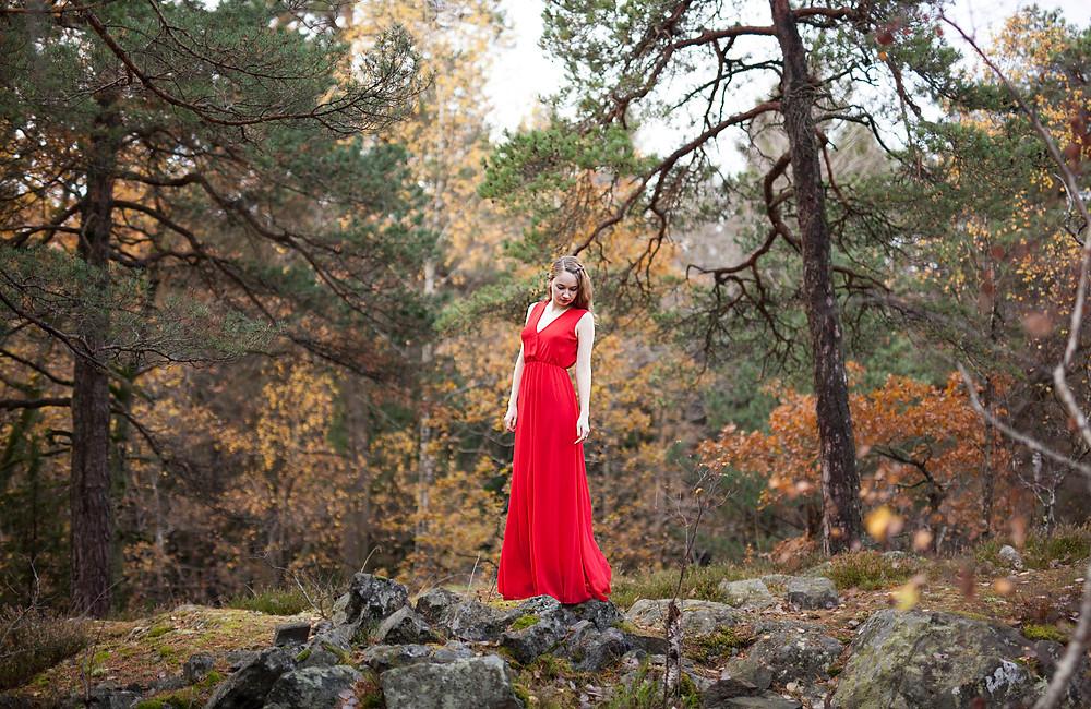porträttfotografering stockholm