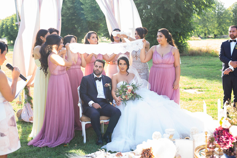 Persiskt bröllop stockholm