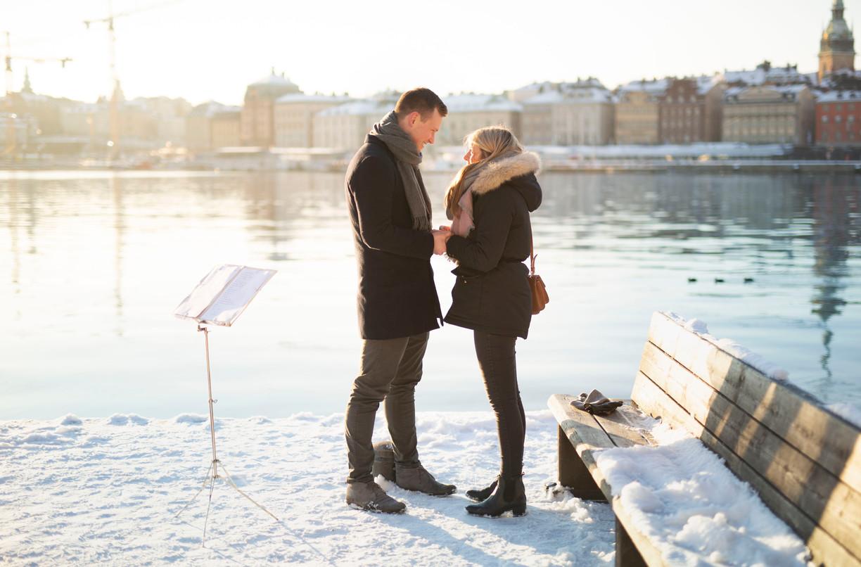 Engagement Photoshoot, Photographer Stockholm