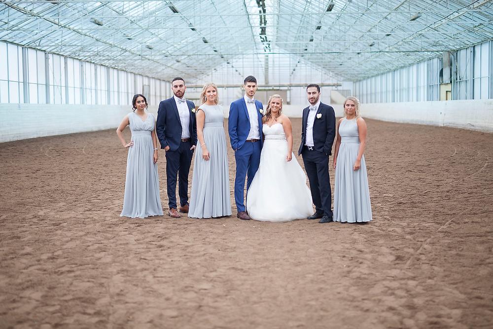 Bröllop ekeby Loge