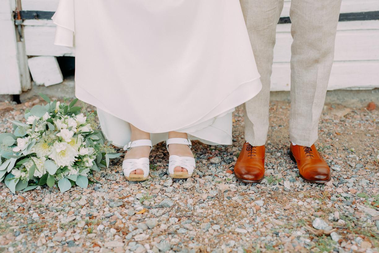 Emelie & Sebastian, bröllopsfotografering stockholm