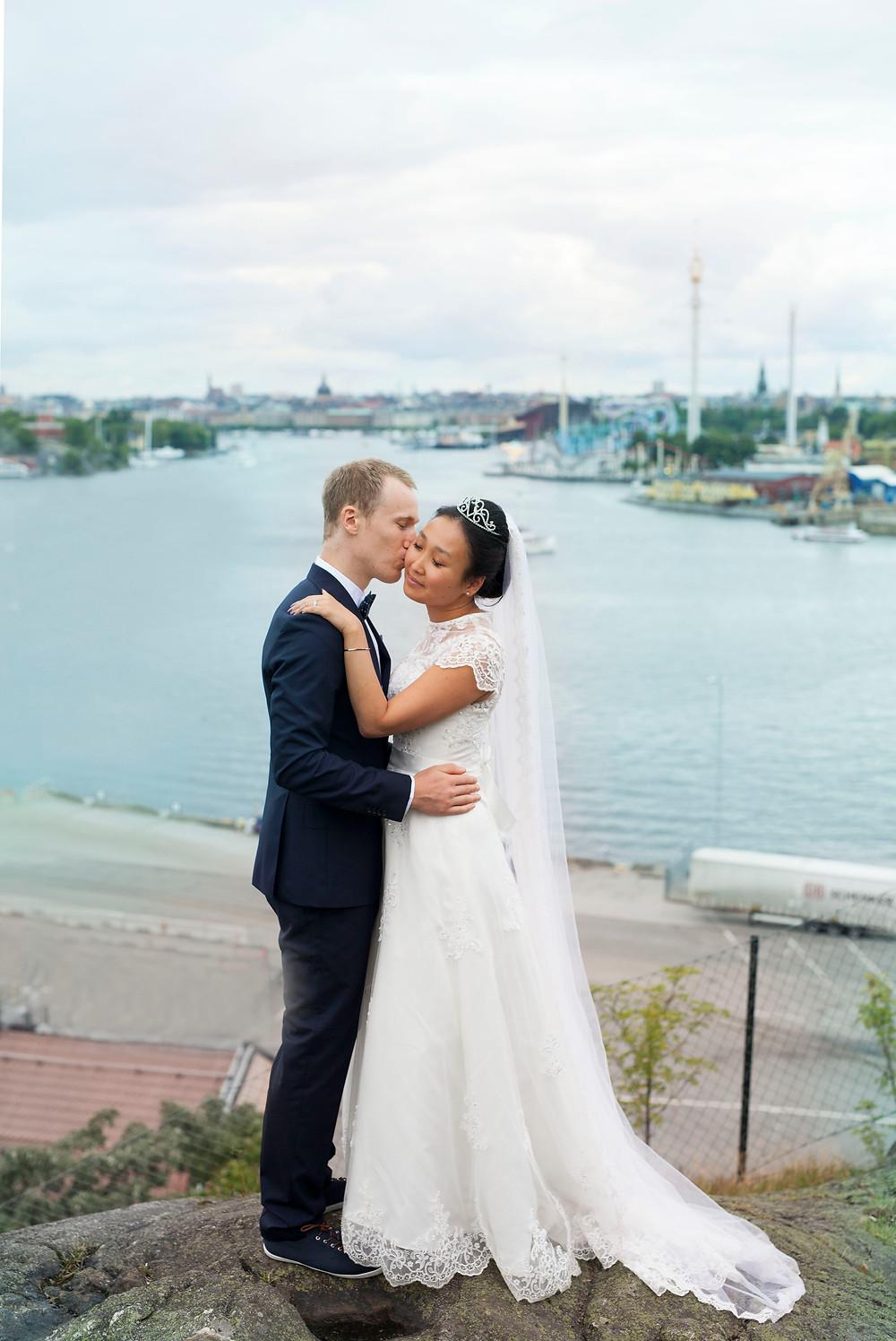 Bröllop fåfängan