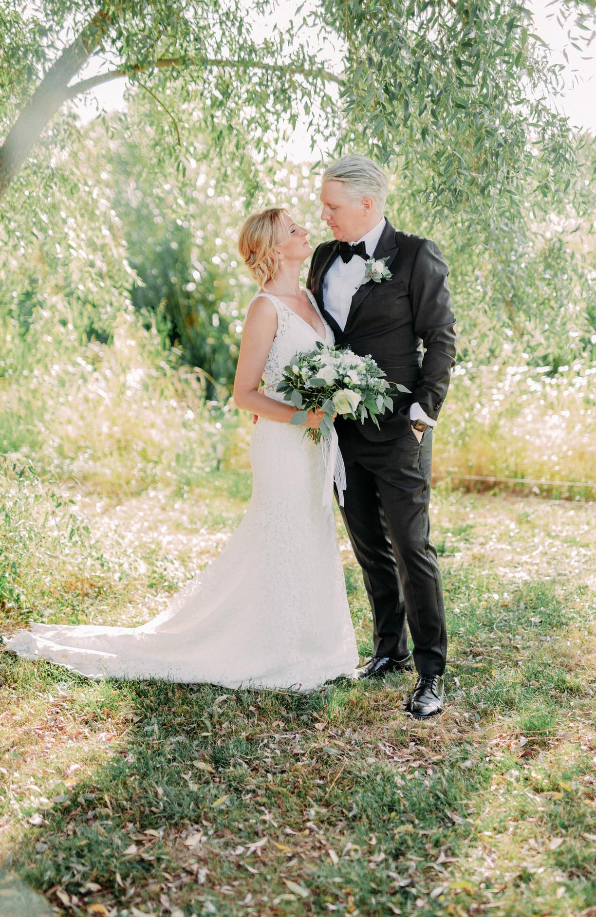 Erica & Stefan, Södertuna Slott