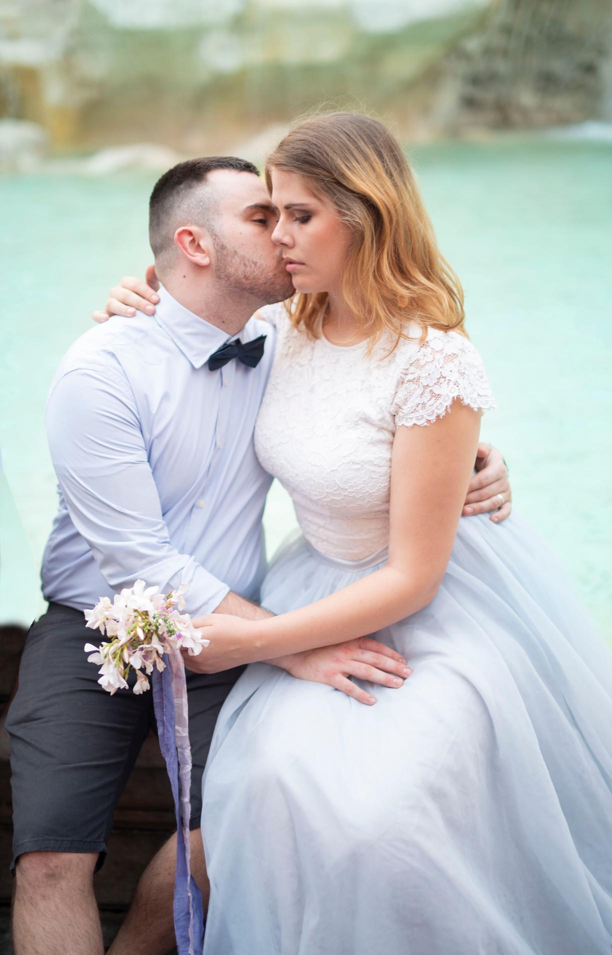 Sarah & Siro, Rom, Bröllop i Italien