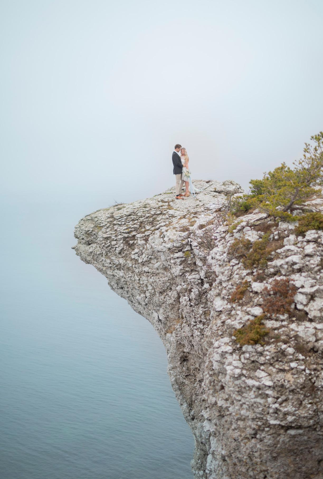 Sofie & Johan, Bröllopsfotograf Gotland