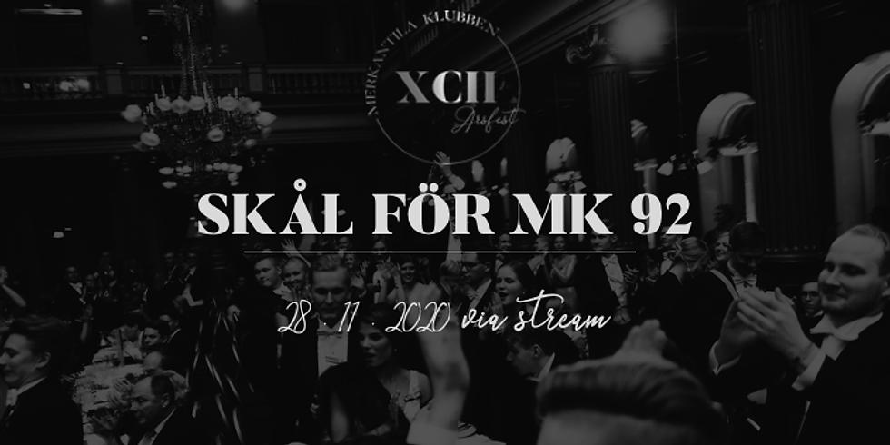 Skål för MK 92