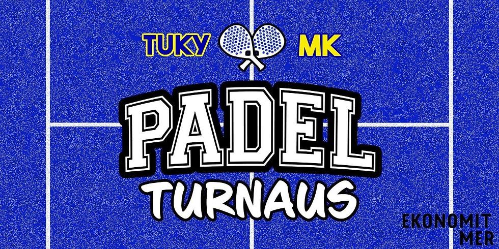 TuKY x MK Padelturnering