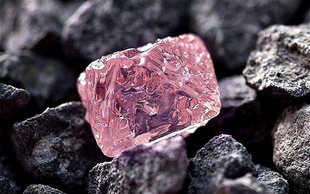 Diamant d'Australia de 12.76 ct Imatge: AFP