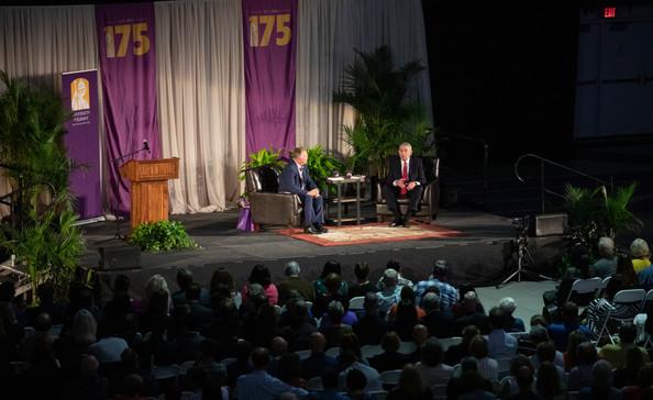 UAlbany Speaker Series: Dan Rather: September 6, 2019