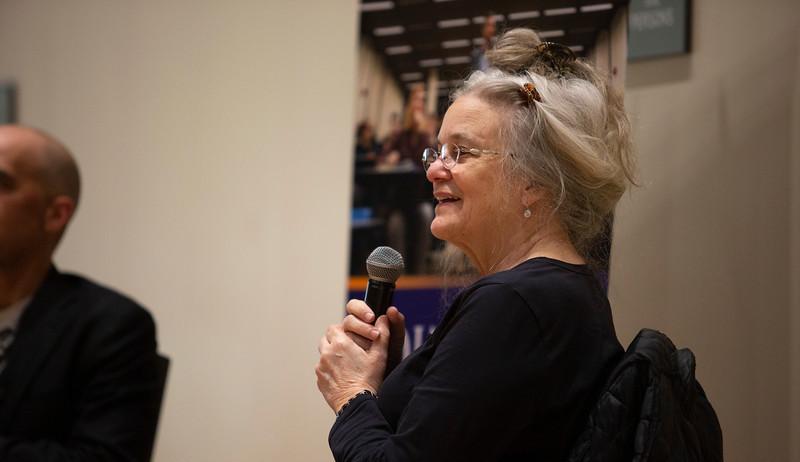 Sharon Olds: October 24, 2019