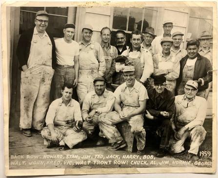 Foster & Kleiser 1959 crew.jpg
