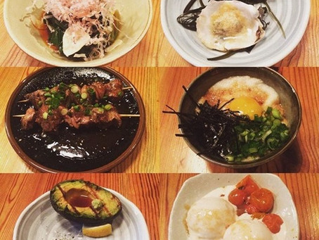 Summer Restaurant Week 2017 - The Ginger Foodie's Top 5 Suggestions