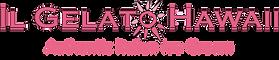 IL Gelato Hawaii_Logo