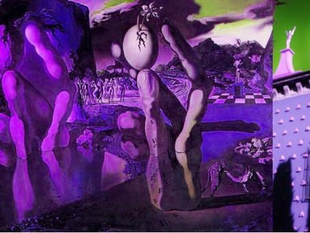 Un uovo a Figueres... Il surrealismo di Dalì visto da un uovo (di Maria Cristina Recupero)