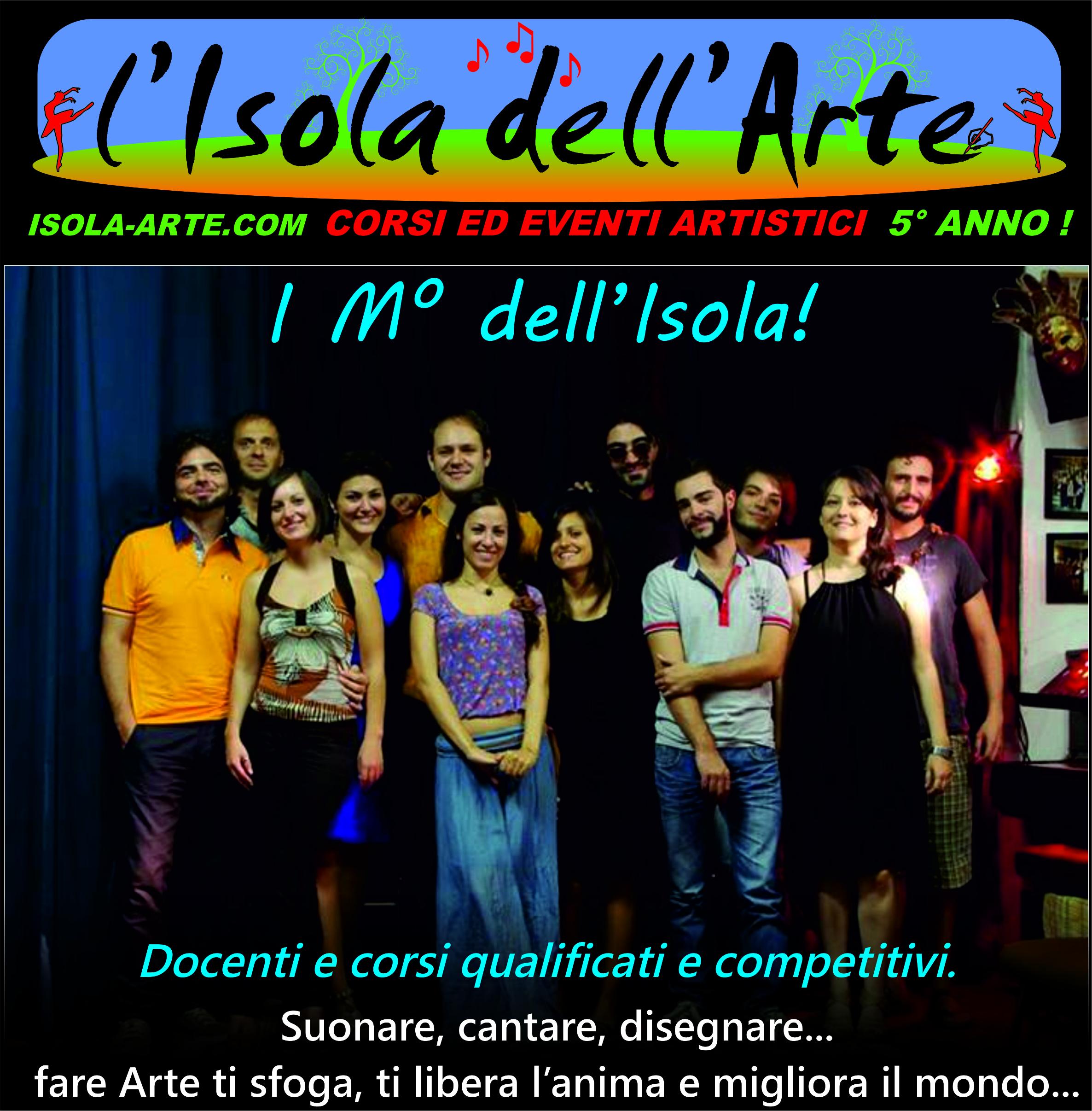 Scuola di musica e arte L'Isola...