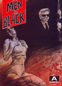 MEN IN BLACK (di Olimpio Riccardi)