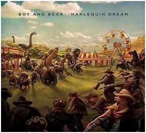 Boy & Bear (di Frank Head)