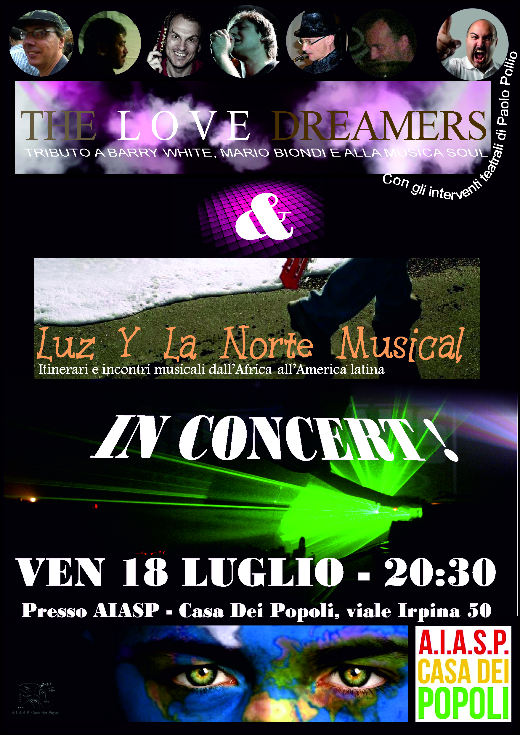 Love Dreamers live!