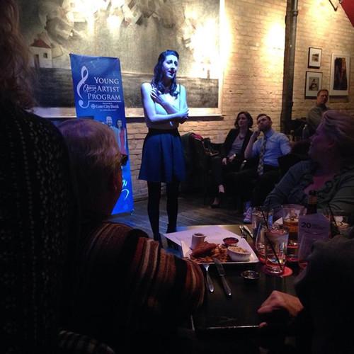 Fargo-Moorhead Opera Concert @ The Hotel Donaldson  Photo Courtesy of Dayna Del Val