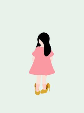La petite dame