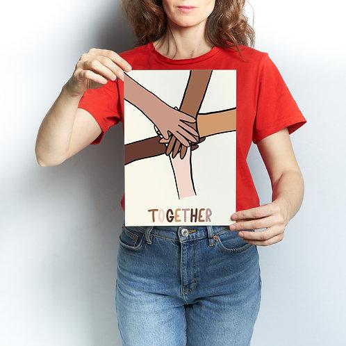 Affiche Together