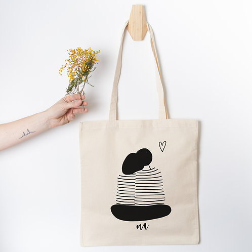 Tote Bag les Amoureux