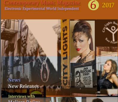 Interview on Clouzine Magazine featuring Melissa B.!