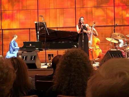 SINGER/SONGWRITER MELISSA B TAKES CARNEGIE HALL BY STORM