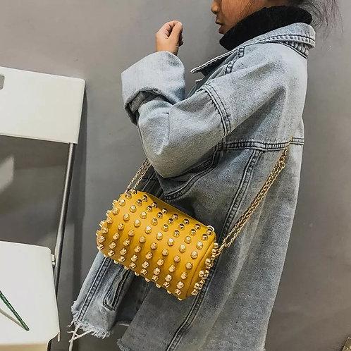 Kayla bag mustard